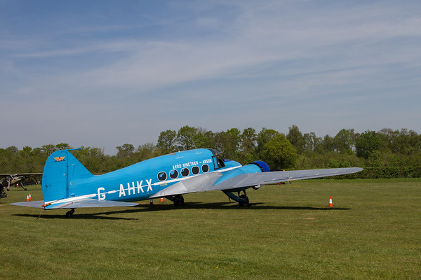 1946 Avro C16 Anson