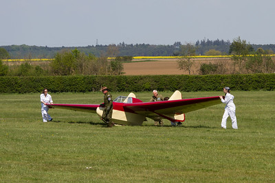 1955 - Fauvel AV-36 Glider