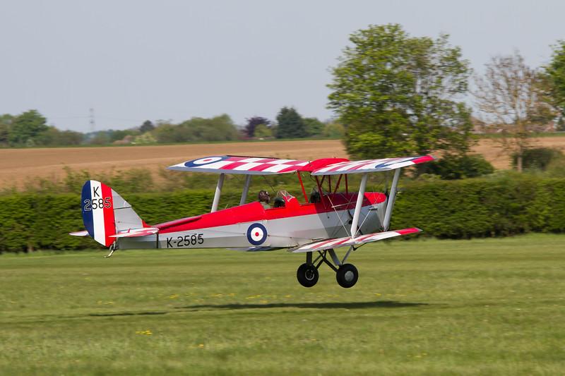 1940 - de Havilland DH.82a Tiger Moth