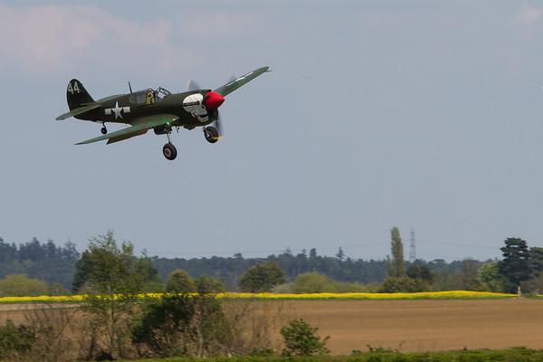1943 - Curtiss P 40M Kittyhawk