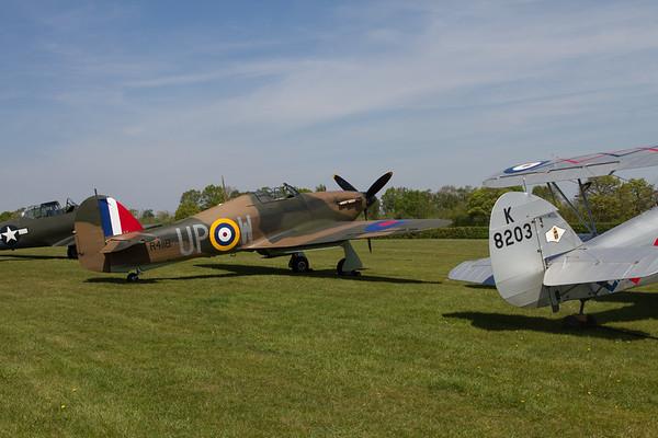 1940 - Hawker Hurricane Mk 1