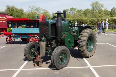 H.S.C.S. Le Robust 40 Tractor
