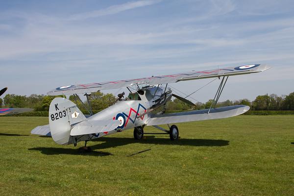 1937 Hawker Demon