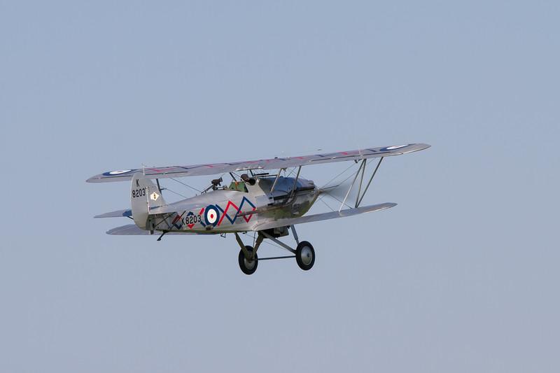 1937 - Hawker Demon