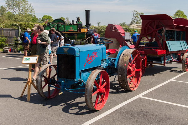 Austin Model R Tractor