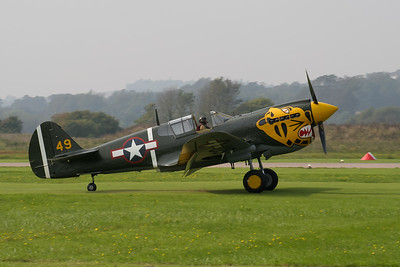 Curtiss P-40 Kitty Hawk