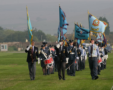 Royal Air Forces Association Marching Band