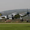 "1944 - North American P-51D Mustang ""Jumpin Jacques"""