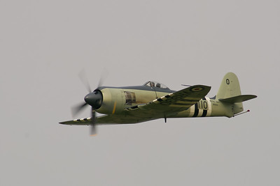 Hawker Sea Fury FB.11 (Royal Navy Historic Flight)