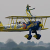 Utterly Butterly Wingwalkers - Boeing Stearman