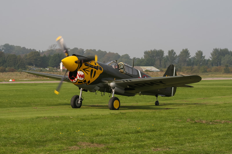 1943 - Curtiss P-40M Kittyhawk