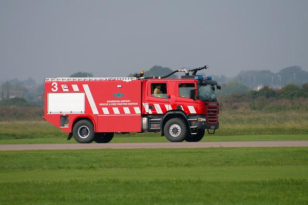 Scania P420 Carmichael Viper Rescue & Fire fighting appliance