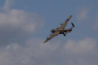"""Avro Lancaster Mk I """"Battle of Britain Memorial Flight"""""""