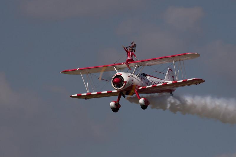 Team Guinot Wingwalkers - Boeing Stearman