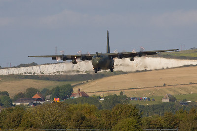 Lockheed C-130K Hercules C3  (Royal Air Force)