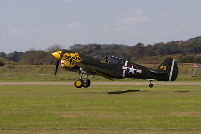 Curtiss P-40 Kitty Hawk