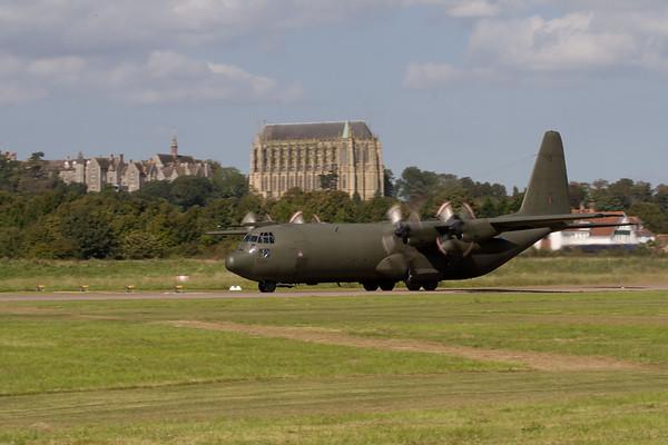 Lockheed C-130K Hercules C3  (Royal Air Force)