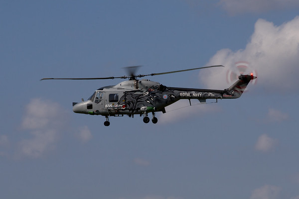 Westland Lynx HAS3S  (Royal Navy)