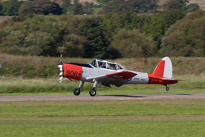 De Havilland Canada DHC-1 Chipmunk T10