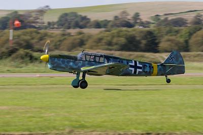 Messerschmitt Me-108Taifun