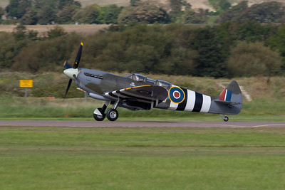 "Supermarine Spitfire Mk Tr IX  ""Carolyn Grace"""