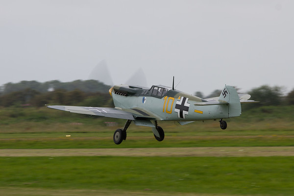"Hispano HA1112-M1L Buchon ""Messerschmitt Bf109"""