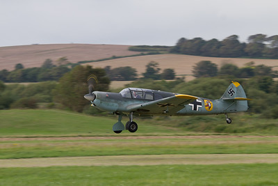 Messerchmitt Bf108 Taifun