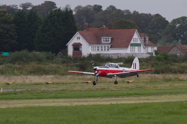 de Havilland DHC.1 Chipmunk T10