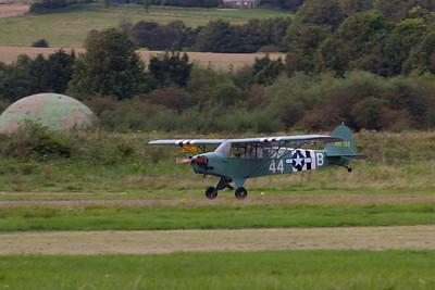 Piper J3C-65 Cub