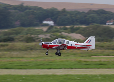 Scottish Aviation Bulldog T1