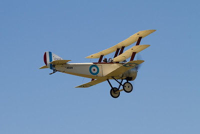 Sopwith Triplane (Great War Display Team)