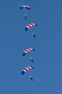 Falcons Parachute Display Team (Royal Air Force)