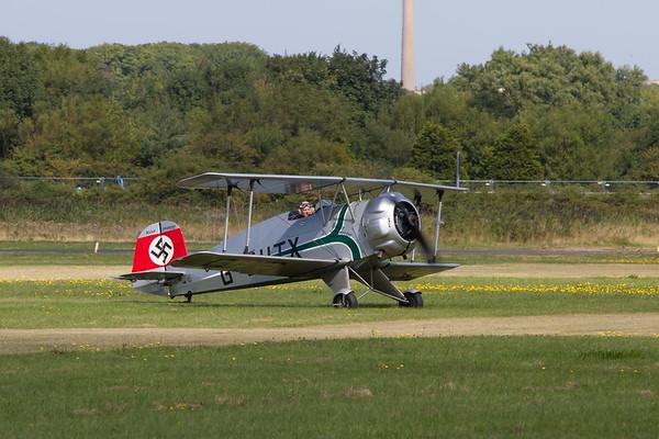 Bucker Bu133 Jungmeister