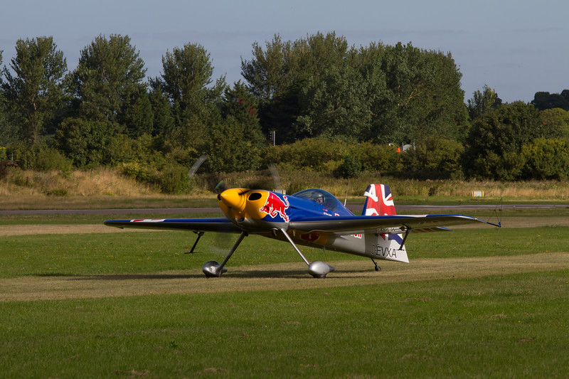 "Xtreme Air Sbach XA41 ""Matadors Aerobatic Team"""
