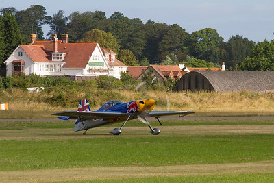 "Xtreme Air Sbach XA41 ""Matadors Aerobatic Team"""