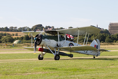 The Royal Navy Historic Flight