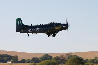 Douglas AD4N Skyraider
