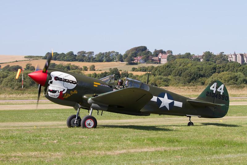 Curtiss P-40M Kittyhawk