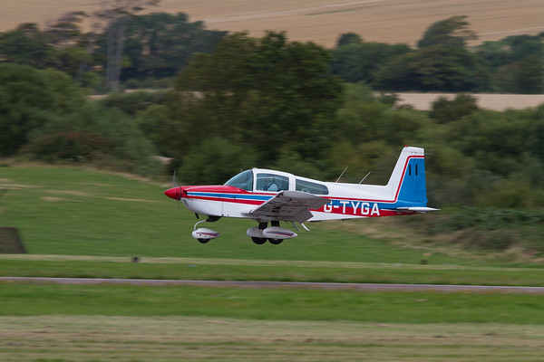 Grumman American AA-5B Tiger
