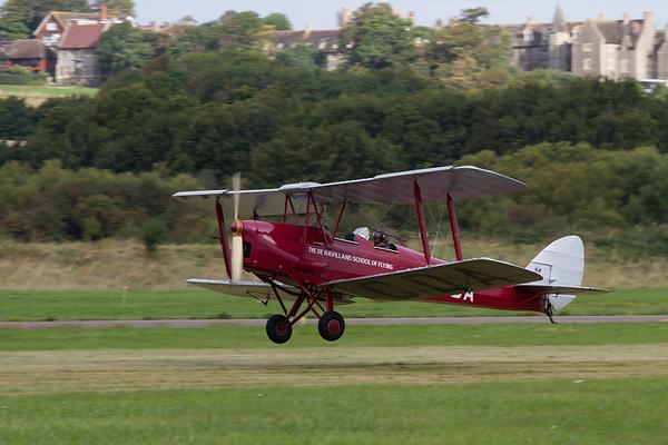 1933 de Havilland DH.82a Tiger Moth