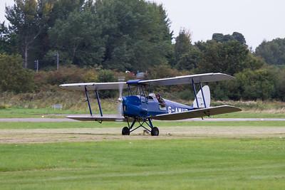 """De Havilland DH82a Tiger Moth """"The Tiger 9"""""""