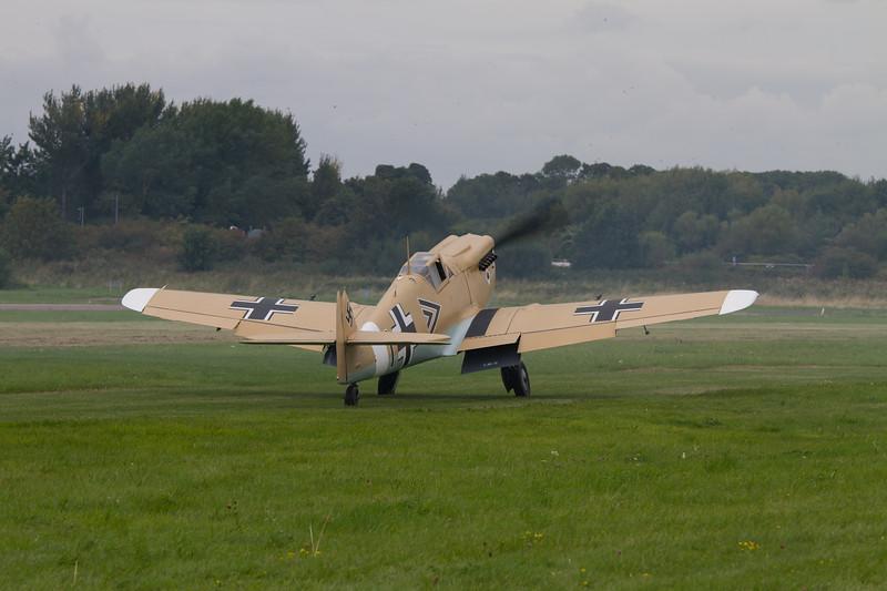 "Hispano HA1112-M1L Buchon ""Messerschmitt Bf109G"""