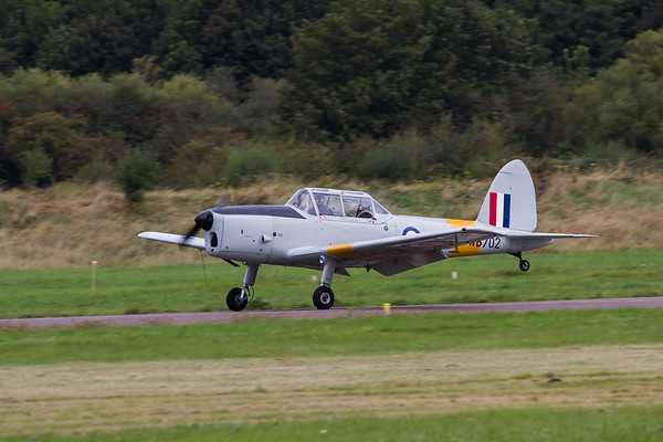 de Havilland DHC.1 Chipmunk