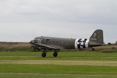"""Douglas C-47A Skytrain """"Drag 'em oot"""""""