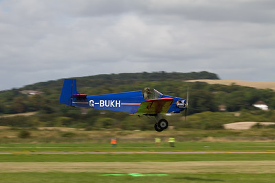 "Rollason D31 Turbulent ""The Tiger Club Turbulent Display Team"""