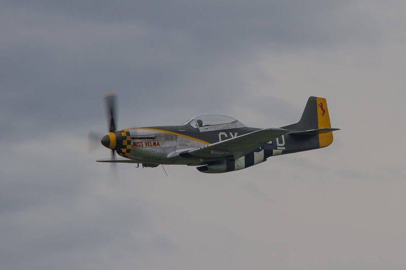 1944 North American TF-51D Mustang 'Miss Velma'