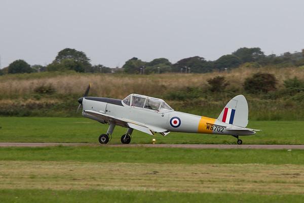 1950 de Havilland DHC.1 Chipmunk