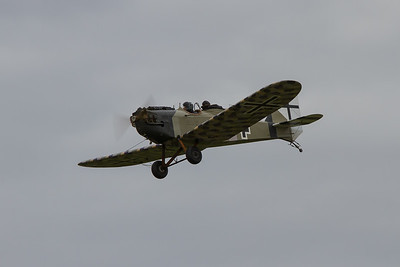 Junkers CL-I (Great War Display Team)