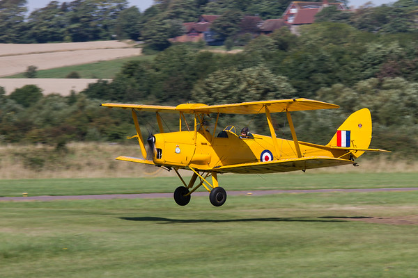 "De Havilland DH82a Tiger Moth ""The Tiger 9"""