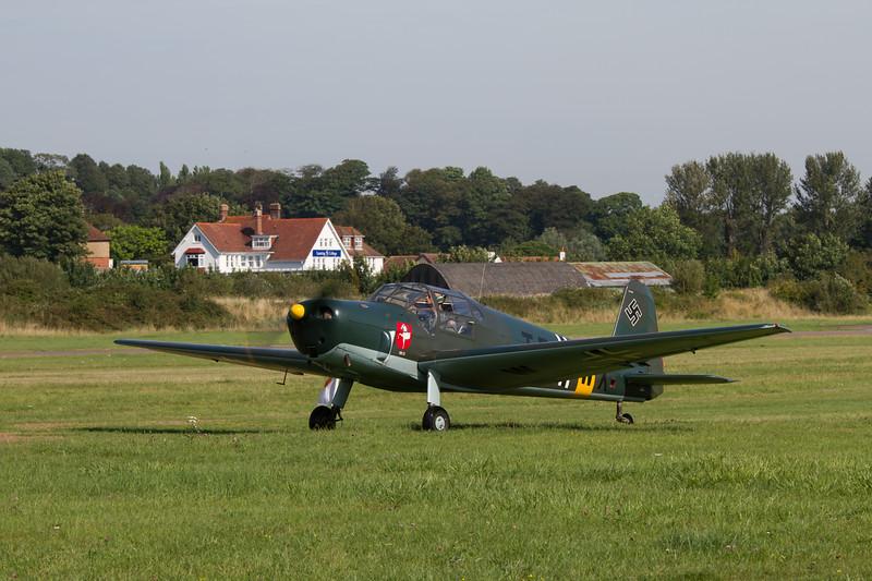 1966 - HAW Bestmann Bu-181 Mk 6